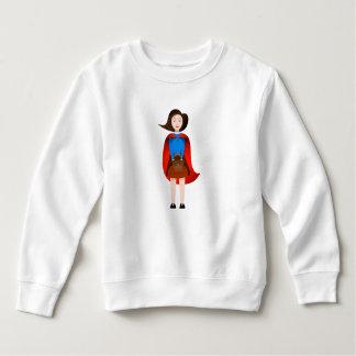 cute red riding hood sweatshirt