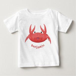 Fresh Crab   red,white,blue   Tshirt   Sizes//Colors