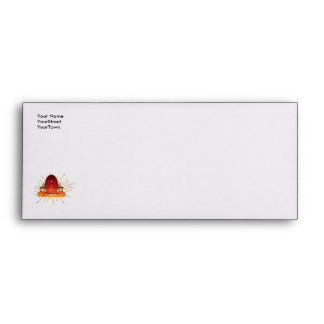 Cute reindeer envelopes