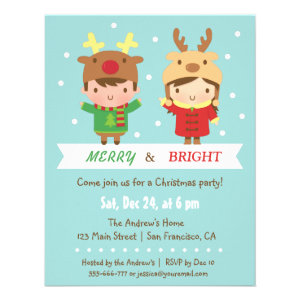 Party with these bright cheerful and colourful christmas party