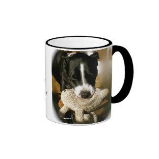 Cute Rescue Dog mug