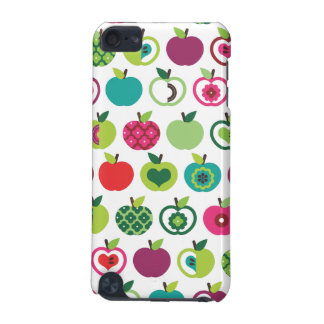 Cute retro apple flower pattern design iPod touch 5G case