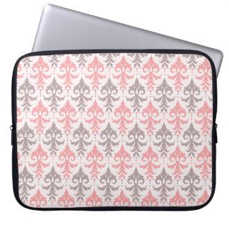 Cute Retro Elegant Laptop Sleeve