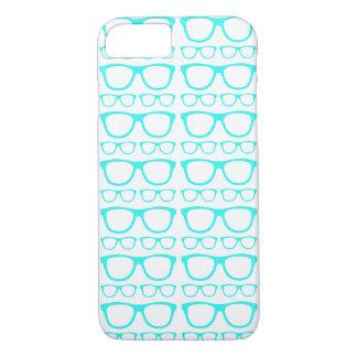 Cute Retro Eyeglass Hipster iPhone 7 Case