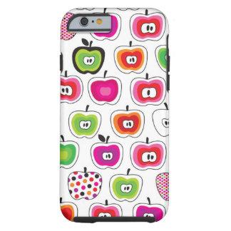 Cute retro pattern iPhone 6 case