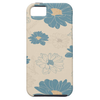 Cute retro romantic daisy iPhone SE/5/5s case