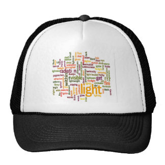 Cute Retro Vintage Lovely Light text gifts Trucker Hat