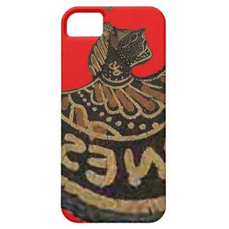 Cute Retro Vintage vector  Indonesia Hakuna Matata iPhone SE/5/5s Case