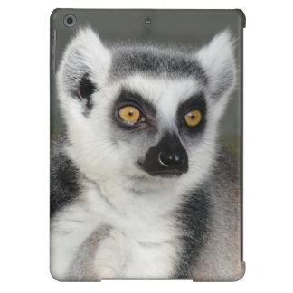 Cute Ring Tailed Lemur iPad Air Cover