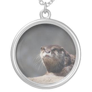 Cute River Otter Pendants