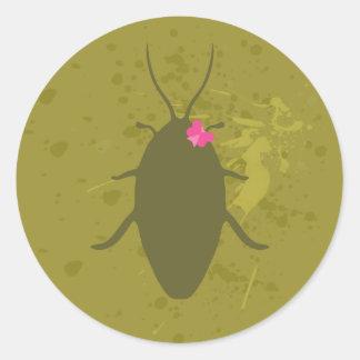 Cute Roach Sticker