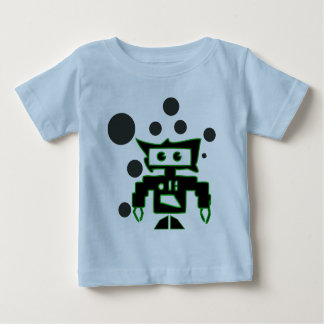 Cute Robot Baby T-Shirt
