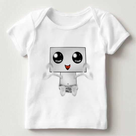Cute Robot Baby T-Shirt