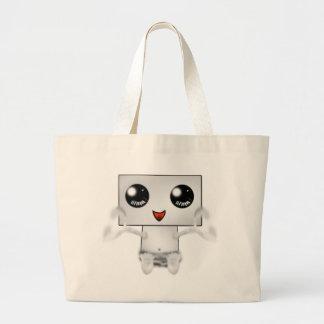 Cute Robot Bags