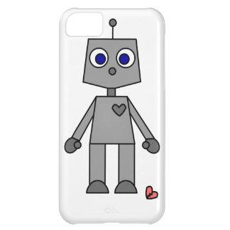 Cute Robot Cartoon iPhone 5C Case
