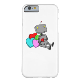 Cute Robot in Love Iphone 6 Cover