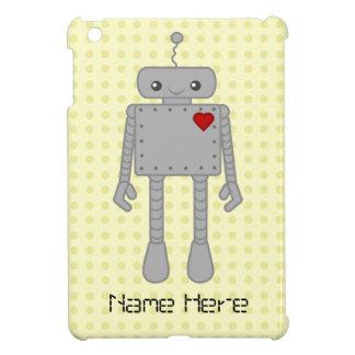Cute Robot iPad Mini Covers