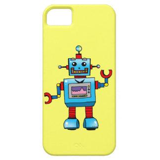 Cute robot iPhone SE/5/5s case