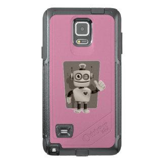 Cute Robot OtterBox Samsung Note 4 Case