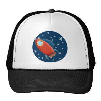 Cute Rocket Ship Hats