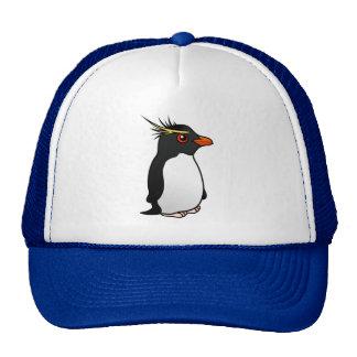 Cute Rockhopper Penguin Trucker Hat