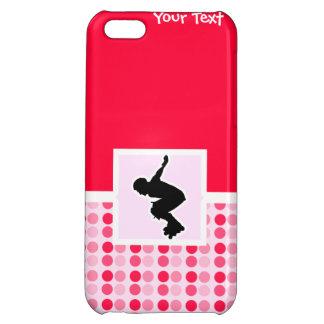 Cute Rollerblading iPhone 5C Cases