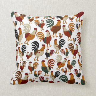 Cute Rooster Pillow