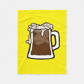 Cute Root Beer Float Children's Fleece Blanket