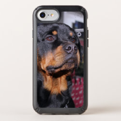 Speck Presidio iPhone 8/7/6s/6 Case with Rottweiler Phone Cases design