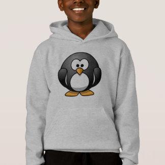 Cute Round Penguin Designs Hoodie