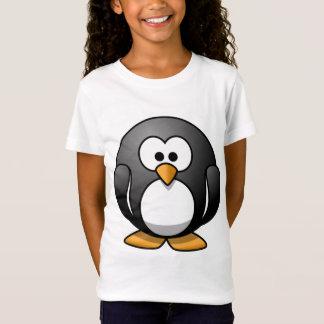 Cute Round Penguin Designs T-Shirt