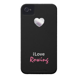 Cute Rowing iPhone 4 Covers