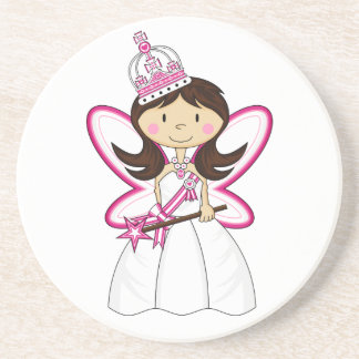 Cute Royal Princess Coaster