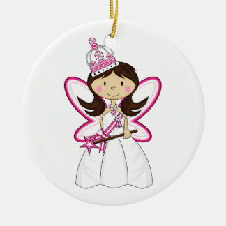 Cute Royal Princess Ornament