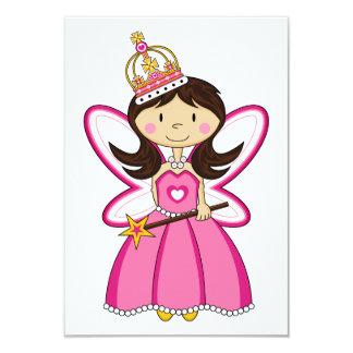 Cute Royal Princess RSVP Card