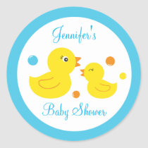 Cute Rubber Duck Stickers