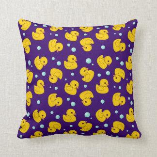 Cute Rubber Ducky pillow / cushion