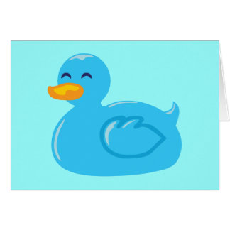 Cute Rubberducky Card