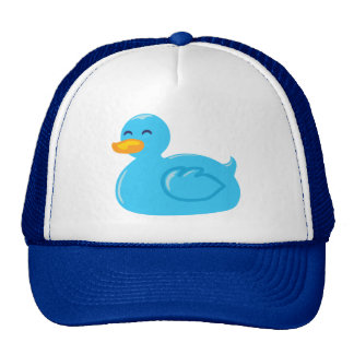 Cute Rubberducky Mesh Hat