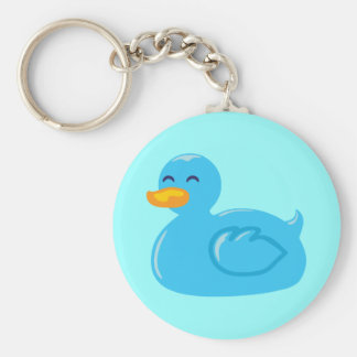 Cute Rubberducky Keychain