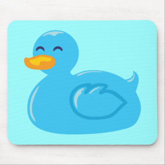 Cute Rubberducky Mouse Pad