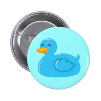 Cute Rubberducky Pinback Button