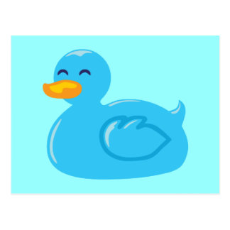 Cute Rubberducky Post Cards