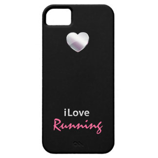 Cute Runner Running iPhone 5 Cover