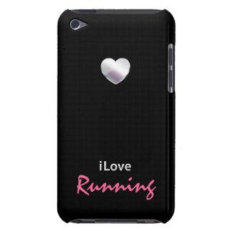 Cute Runner Running iPod Touch Case