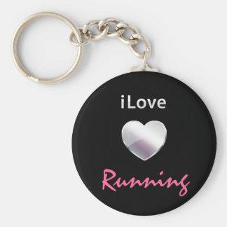 Cute Runner; Running Keychains