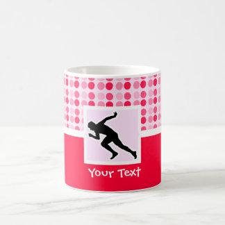 Cute, Running Coffee Mugs
