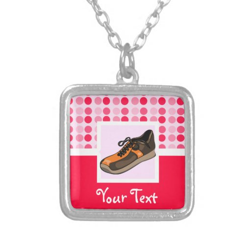 Cute Running Shoe Jewelry