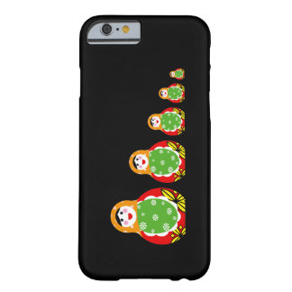 cute Russian nesting doll Barely There iPhone 6 Case