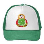 cute Russian nesting doll Hat